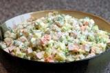 Звичайні салати: найкращі рецепти