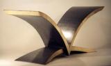 Основания для стола: кованые, деревянные, металлические