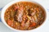 Чечевица с мясом: рецепты с фото