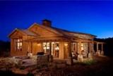 Освітлення в дерев\'яних будинках: особливості та рекомендації