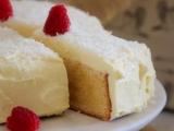 Белый шоколадный торт: рецепт шаг за шагом инструкции для приготовления пищи, ингредиенты, фото